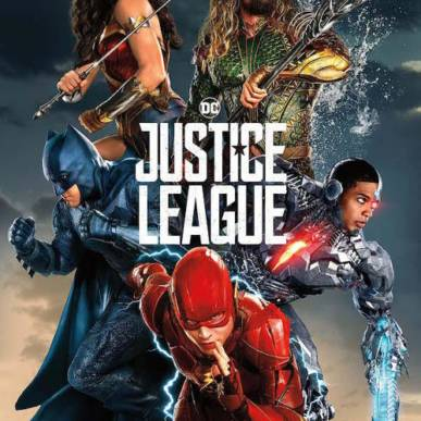 JUSTICE LEAGUE Area Cinema Green Paradise il 16 agosto 2018
