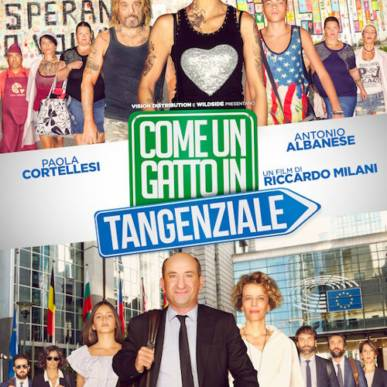 COME UN GATTO IN TANGENZIALE Area Cinema Green Paradise il 26 agosto 2018