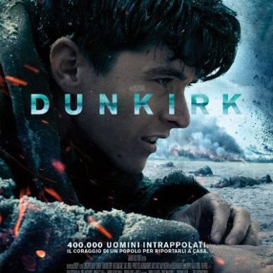 DUNKIRK Area Cinema Green Paradise il 28 agosto 2018