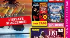 I PUFFI – VIAGGIO NELLA FORESTA SEGRETA Area Cinema Green Paradise il 30 agosto 2018