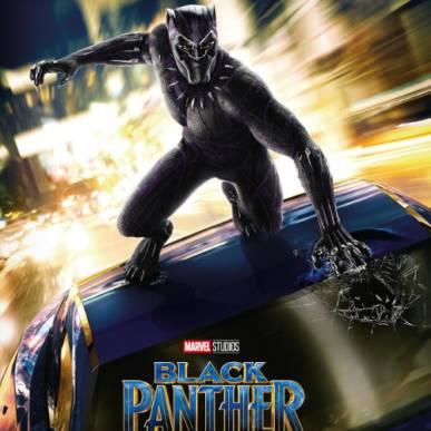 BLACK PANTHER all'Arena Puteolana il 23 luglio 2018