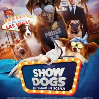 SHOW DOGS all'Arena Puteolana il 1 agosto 2018