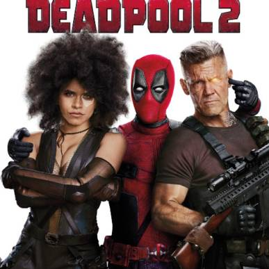 DEADPOOL 2 all'Arena Puteolana il 3 agosto 2018