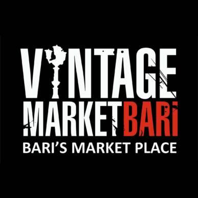 Vintage Market Bari – Sabato 18 settembre 2021