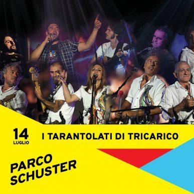 I Tarantolati di Tricarico a Parco Schuster