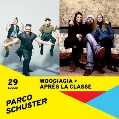 Wogiagia + Après La Classe a Parco Schuster