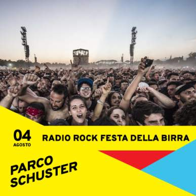 Radio Rock Festa della Birra a Parco Schuster