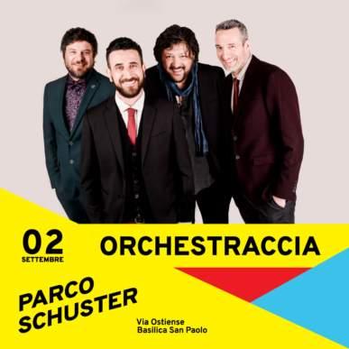 Orchestraccia a Parco Schuster