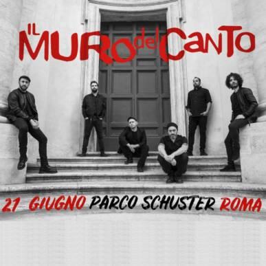Il Muro del Canto in concerto opening BestieRare Release 2