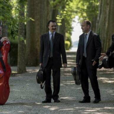 I concerti di Pieve a Elici – Quartetto di Venezia