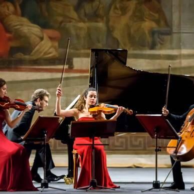 Musica con vista – Quartetto Werther