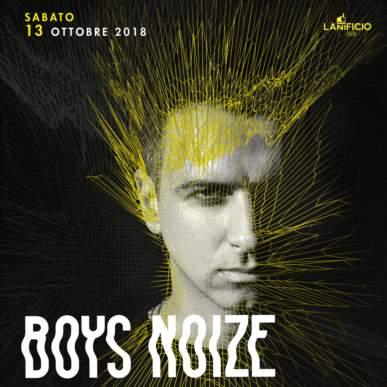 Boys Noize @Lanificio159 Roma