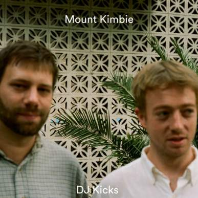 Mount Kimbie Dj Kicks Tour – Roma