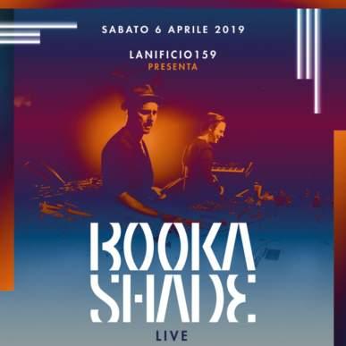 BOOKA SHADE Live – Roma