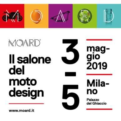 MOARD – Il Salone del Moto Design – 5 maggio 2019
