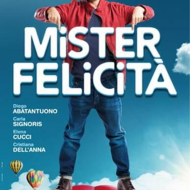 MISTER FELICITÀ a Villa Ruggiero a Ercolano il 4 agosto 2018