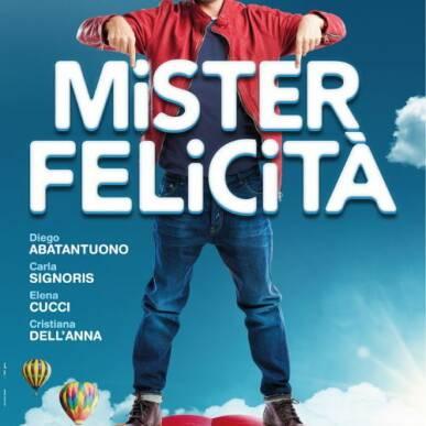 MISTER FELICITÀ a Villa Ruggiero a Ercolano il 5 agosto 2018
