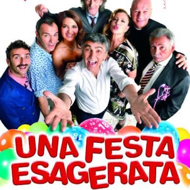 UNA FESTA ESAGERATA a Villa Ruggiero a Ercolano il 18 agosto 2018