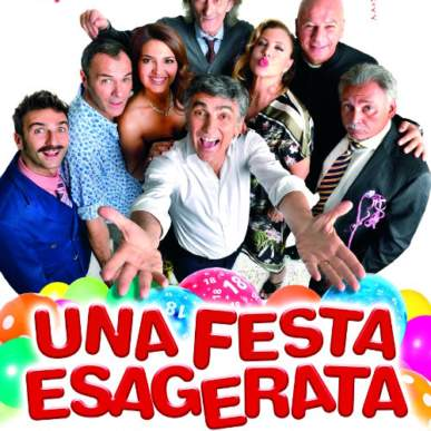 UNA FESTA ESAGERATA a Villa Ruggiero a Ercolano il 19 agosto 2018