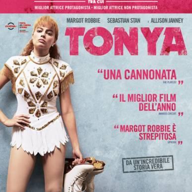 TONYA all' Arena del Poggio il 13 agosto 2018