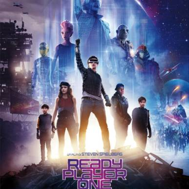 READY PLAYER ONE all' Arena del Poggio il 24 agosto 2018