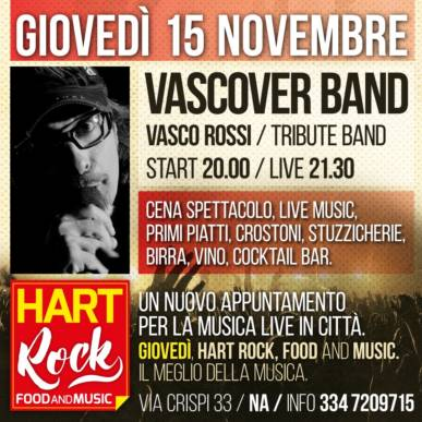Vascover Band Vasco Rossi / Tribute Band