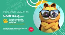 """Garfield """"Magic Summer"""" @BIBIONE il 23 Giugno"""