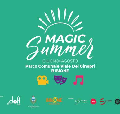 """Robin Hood """"Magic Summer"""" @BIBIONE il 28 Giugno"""
