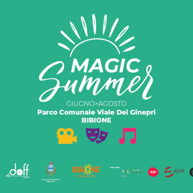 """Cars 3 (2017) """"Magic Summer"""" @BIBIONE il 7 Luglio"""