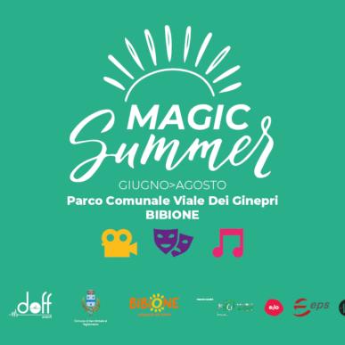 """Stelle Di Segatura """"Magic Summer"""" @BIBIONE il 10 Agosto"""