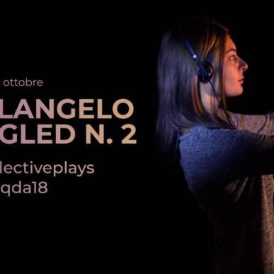 MICHELANGELO ENTANGLED N.2