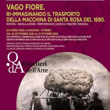 VAGO FIORE (DANCE VERSION) 15 settembre 2020