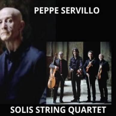 Peppe Servillo & Solis String Quartet @ Capaccio 16 settembre 2021