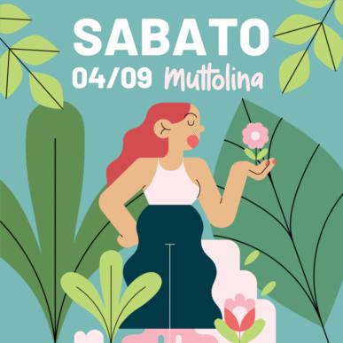 Muttolina Festival 🌿 sabato 04 settembre 2021 @Verbania