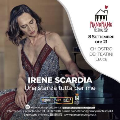"""Irene Scardia """"Una stanza tutta per me"""" / Piano Piano Festival"""