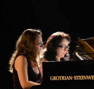 Svetlana Eganian & Yolande Kouznetzov