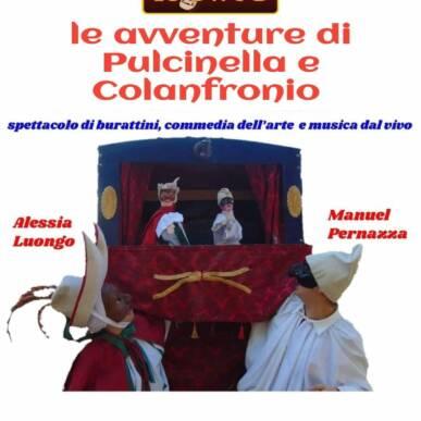 PULCINELLA E COLAFRONIO 28-7-21 ORE 21.00
