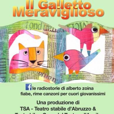 IL GALLETTO MERAVIGLIOSO 30-7-21 ORE 18.00