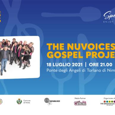 THE NUVOICES GOSPEL PROJECT