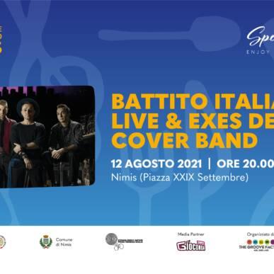 BATTITO ITALIANO LIVE & EXES DELUXE COVER BAND