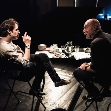 Paolo Nori e Nicola Borghesi | Se mi dicono di vestirmi da italiano non so come vestirmi | Teatro degli Atti | 09/09/21