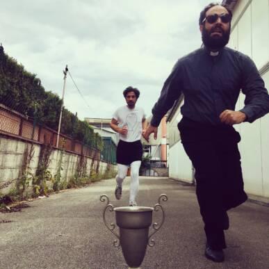 Gli Omini | L'asta del Santo | Teatro degli Atti | 03/09/21