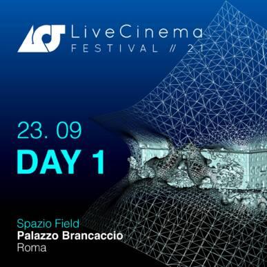 Giovedì 23 | Live Cinema Festival 2021