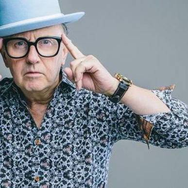David Rodigan all'Angelo Mai