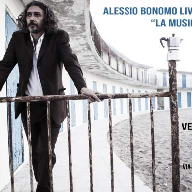 Alessio Bonomo Live in Full Band
