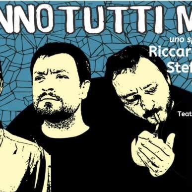 STANNO TUTTI MALE • COLAPESCE, R.GORETTI, S.CENCI @ 'ANGELO MAI