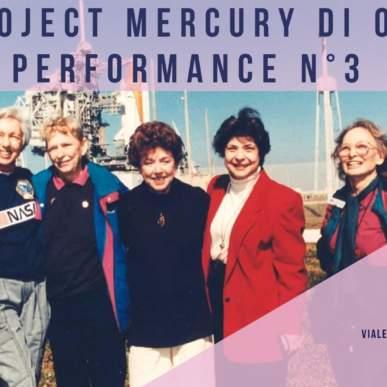 Project Mercury di OHT   Performance n°3 @ Angelo Mai // Roma