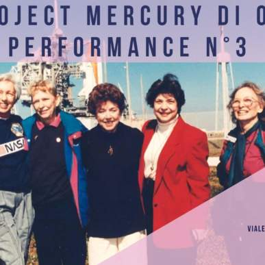 Project Mercury di OHT | Performance n°3 @ Angelo Mai // Roma