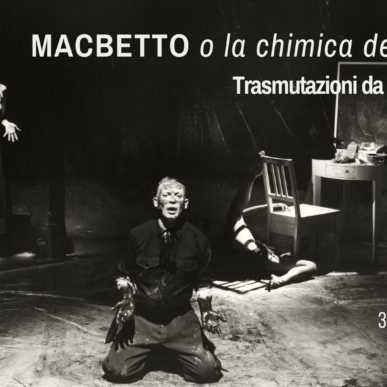 Macbetto o della chimica della materia @ Angelo Mai