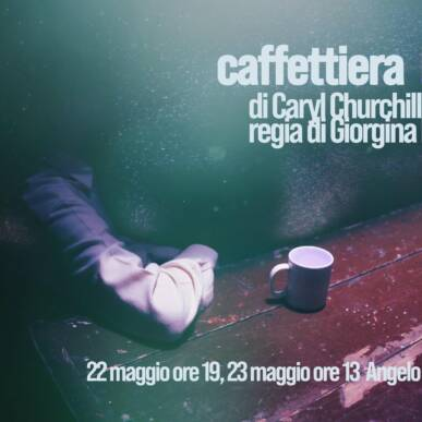 CAFFETTIERA BLU
